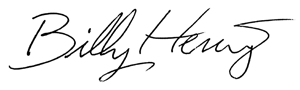 Billy Henry's Signature