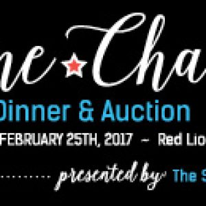 Game Changer Dinner and Auction Banner