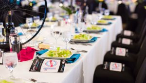 Game Changer Dinner and Auction Table