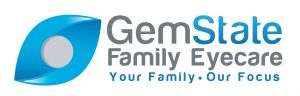 Gem State Family Eye Care Logo