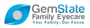 Gem State Family Eyecare Logo